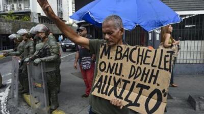 Bachelet lidera la visita de la ONU a Venezuela: expertos en DDHH quieren decirle todo esto