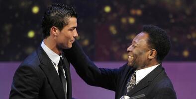Pelé cambia su perfil de Instagram y recuerda que marcó 1,283 goles