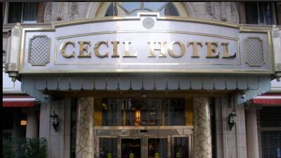 Cecil Hotel, ¿será el lugar más embrujado de Los Ángeles?