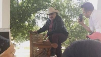 Vicente Fernández revela que fue sometido a una biopsia
