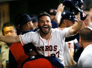 José Altuve, el gran ídolo de la hispanidad en el campeón actual de la MLB