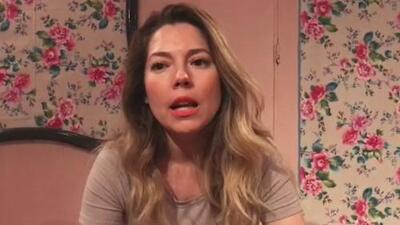 El momento en que detuvieron al agresor de Fernanda Ostos, la actriz mexicana que fue violentada sexualmente