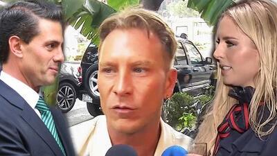 Salvador Zerboni es amigo cercano de la 'novia' de Enrique Peña Nieto y así reacciona cuando la llaman trepadora