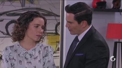 La Taxista | Clara le pide el divorcio a Rodrigo