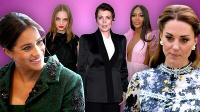 Meghan Markle es una de las 25 Mujeres Más Influyentes de Vogue (Kate Middleton queda fuera de nuevo)
