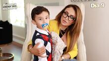 Casos de la vida real: La Bronca confiesa por qué es que Luca aún usa chupón a sus cinco años
