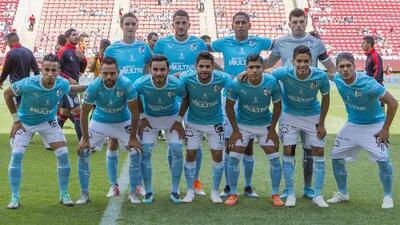 Rival pero también fanático: jugador del Querétaro buscó una foto con Maradona