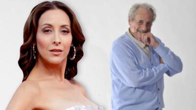 Adriana Lavat asegura que quiso mucho a su padre, el actor Jorge Lavat, aunque no se hizo cargo de ella