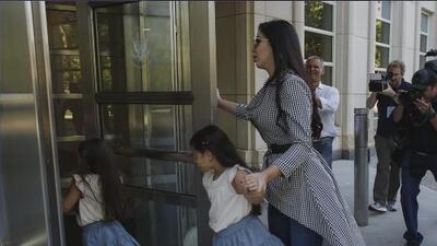 Solo las hijas gemelas de 'El Chapo' podrán visitarlo en la prisión donde pasará el resto de sus días