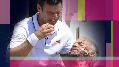 Ricky Martin se bebió las lágrimas, pero ahora ríe como nunca tras recibir una gran noticia