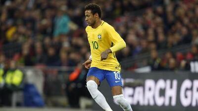 "Neymar: ""Brasil está preparado para enfrentarse a cualquiera"""