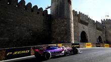 OFICIAL: Se pospone el GP de Azerbaiyán de F1