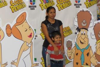 Evento Pebbles de Estéreo Latino 1029