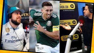 Los Pichy Boys en desacuerdo con que Héctor Herrera regresara a México para rendir explicaciones a su esposa