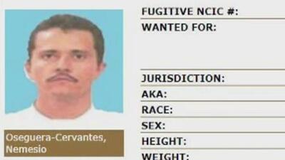 'El Mencho', el narco que heredó el mercado de las drogas que controlaba 'El Chapo'