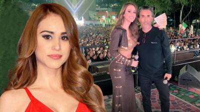 Yanet García responde si Raúl Araiza tiene algo que ver con su eventual salida de Hoy