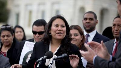 Quién es Verónica Escobar, la hispana de Texas que busca sustituir a Beto O'Rourke en el Congreso