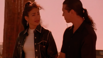 """Chris Perez Reacts To Watching """"Selena"""" Movie For First Time"""