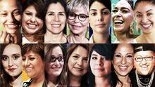 15 latinas que están transformando Estados Unidos