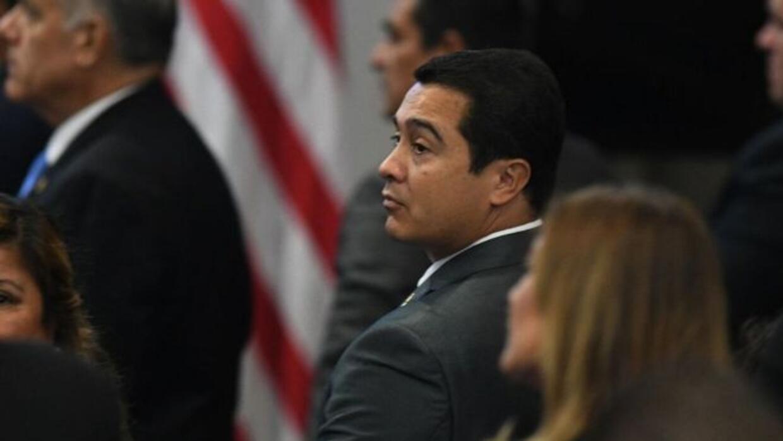 Jury finds 'Tony' Hernandez, brother of Honduran president, guilty of drug trafficking