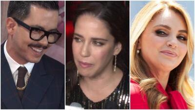 Ana Claudia Talancón apoya a director que se niega a adaptar la vida de Angélica Rivera en Los Pinos