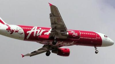 El avión de AirAsia  podría estar en el fondo del mar