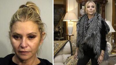 Detienen a la actriz mexicana Daniela Castro en Texas acusada de robar en una tienda