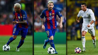 Reyes del balón: Estos son los futbolistas mejor pagados del mundo