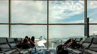 Cancelan más de 300 vuelos en aeropuertos de Chicago