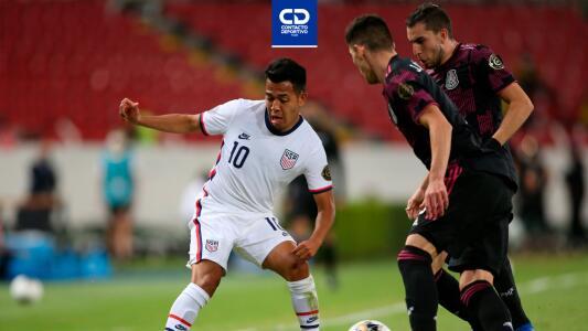 ¡Un Team USA muy azteca! La selección tiene a varios 'mexicanos'