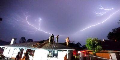 En fotos: fuertes lluvias causan inundaciones en el sur de Texas... y se esperan nuevas tormentas