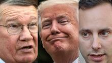 Trump da indultos a un político corrupto, defraudadores y un ladrón de California