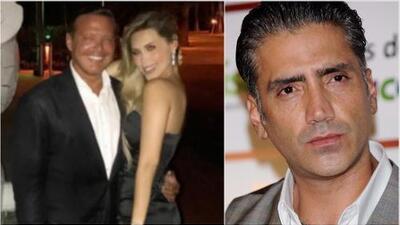 La novia (o quizás ya la ex) de Luis Miguel explicó su relación con Alejandro Fernández