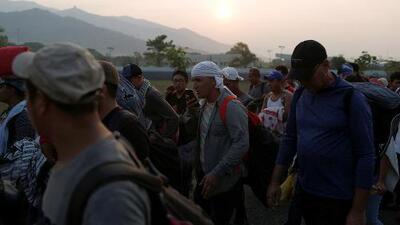 Gobierno mexicano implementa tarjeta de visitante regional para controlar la ola de inmigrantes