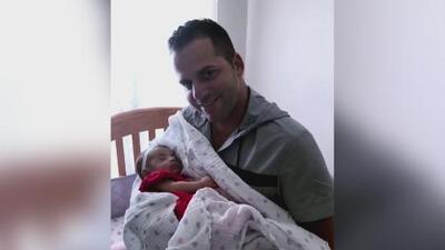 Fin de la disputa: Padre de la bebé cuya madre murió en el parto ya tiene la custodia de su hija