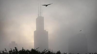 Condiciones inestables y fuertes vientos para esta tarde de viernes en Chicago