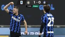 Inter derrota al Atalanta y mantiene ventaja sobre el Milan