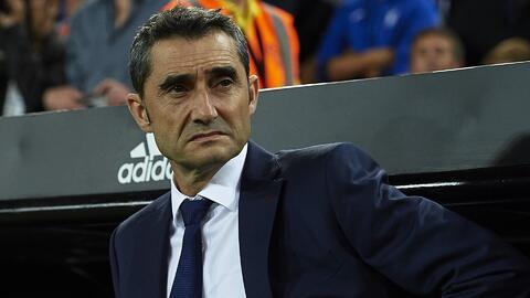 Ernesto Valverde no se confía en que La Liga esté sentenciada a favor del Barcelona