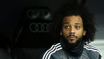 Marcelo, con un pie fuera del Real Madrid; su futuro estaría en Italia