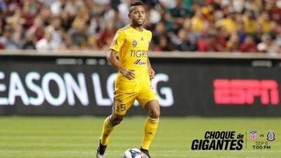 """Rafa Carioca desea seguir en Tigres, pero: """"Me llamaron de Brasil"""""""