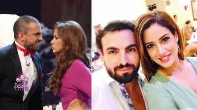 Así surgió el amor de Aleyda y Gabriel Valenzuela