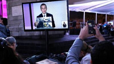 """Ricardo Anaya, """"el mayor beneficiado"""" tras el primer debate presidencial en México"""