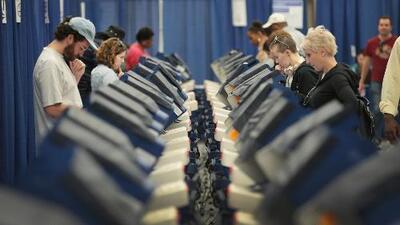 Los ganadores y perdedores de las elecciones primarias en Illinois