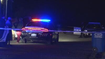 Investigan tiroteo en Dallas en el que un joven resultó herido