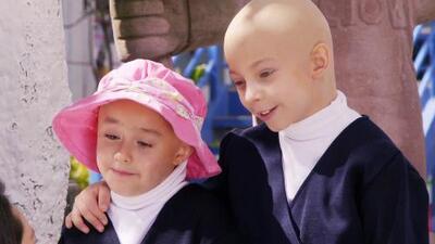 La amistad de dos pequeños le dio una lección a sus padres
