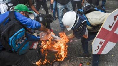 Venezuela se convierte en el país de América Latina con el mayor índice de homicidios