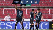 Resumen | Querétaro domina y supera 2-1 al Atlético San Luis