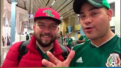México se apodera de Rusia con todo y La Banda El Recodo