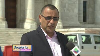 El senador Abel Nazario habla sobre sus expectativas para el presupuesto fiscal que dará a conocer Rosselló