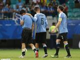 """Las lágrimas de Luis Suárez tras """"eliminar"""" a Uruguay"""